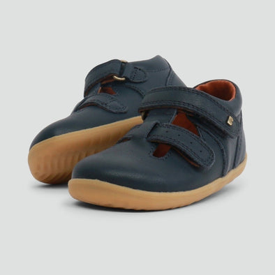 Bobux Step-Up Jack and Jill Navy