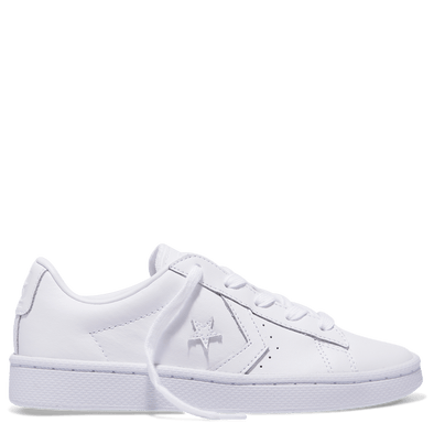 Converse Junior Pro Leather White