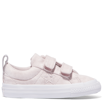 Converse Toddler One Star 2V Low Barely Rose