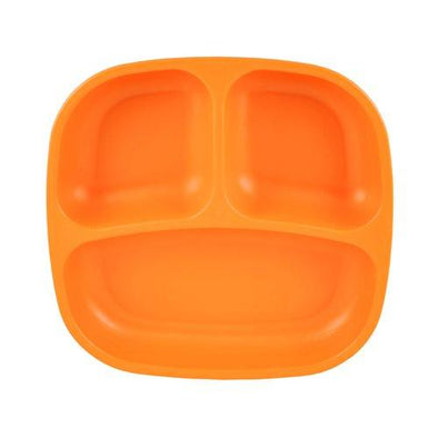 Replay Divided Plate Orange