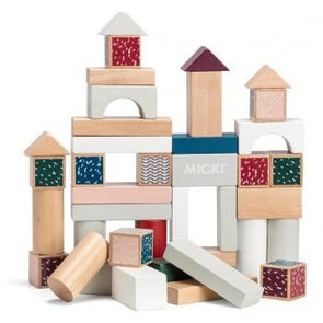 Micki Senses Building Blocks 40pcs