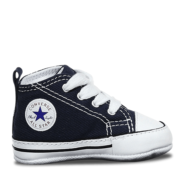 Converse Infant First Star High Top Navy