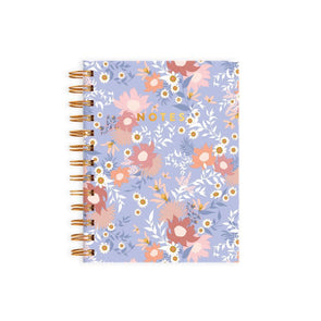 Fox & Fallow Floribunda Pocket Spiral Notebook