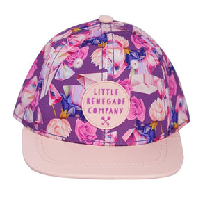 Diamond Bouquet Snapback