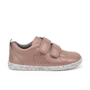 Bobux I-Walk Grass Court Rose Gold