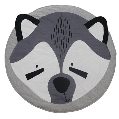 Mister Fly Animal Playmat Raccoon
