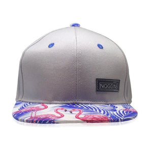 Pop Noggins Flamingo Snapback