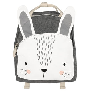 Mister Fly Backpack Grey Bunny