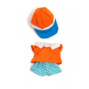 Miniland Clothing Summer Polo Set 21cm