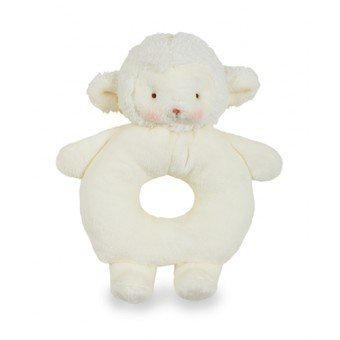 Kiddo Lamb Ring Rattle