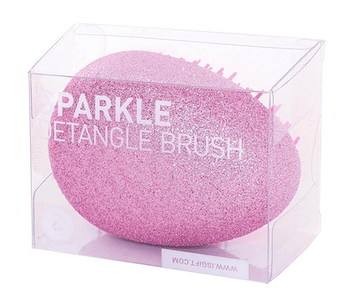 Sparkle Detangle Brush Pink