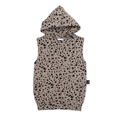Kapow Kids Terazzo Hooded Vest