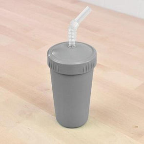 Replay Straw Cup Grey