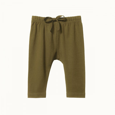 Nature Baby Sunday Pants Fir Green