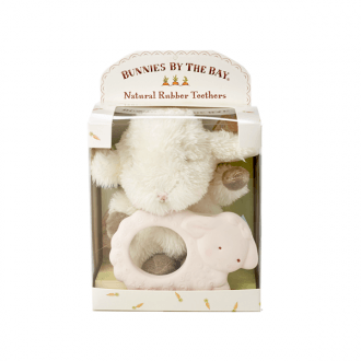 Lamb Teether & Wittle Softie