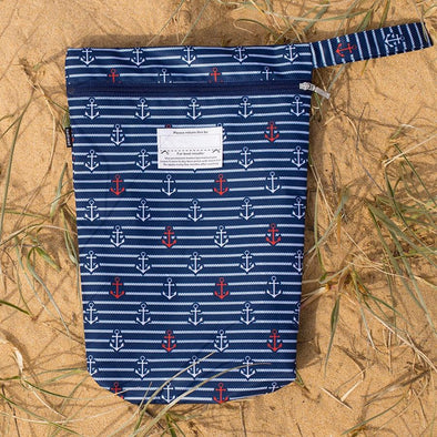 Nautical Wet Bag