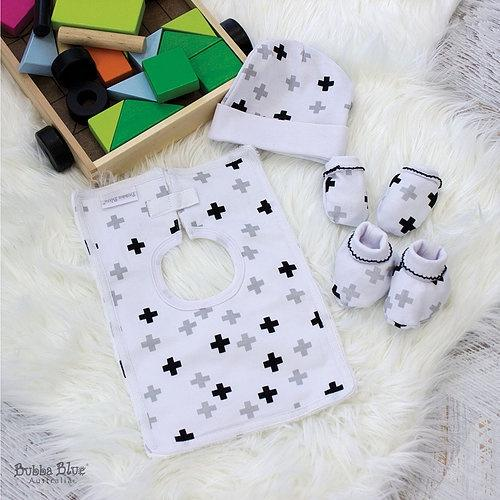 Polar Bear Newborn Layette Set