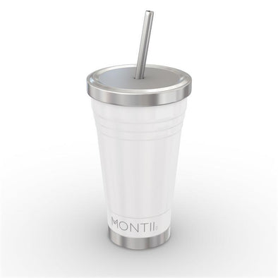 MontiiCo Smoothie Cup White