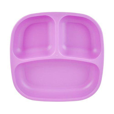 Replay Divided Plate Purple