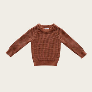 Jamie Kay Barnaby Knit Copper Marle