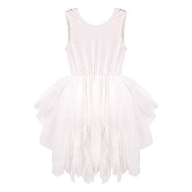 Melody Tulle Dress Ivory