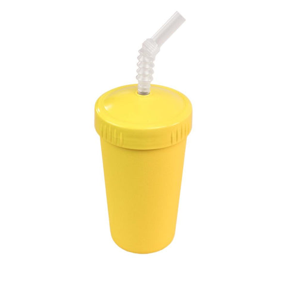 Replay Straw Cup Yellow