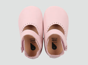 Bobux Pre-Walker Soft Sole Light Pink Mary Jane