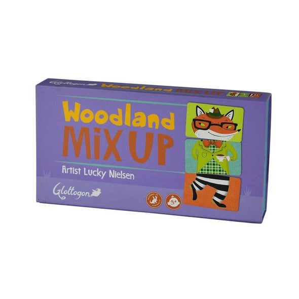 Mix Up Woodland