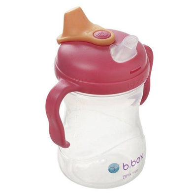b.box Spout Cup Raspberry