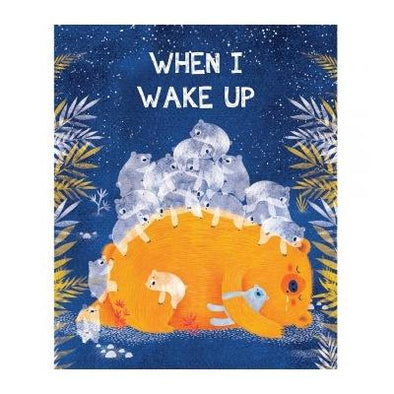 Sassi When I Wake Up Story Book