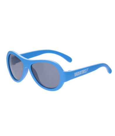 True Blue Aviator Babiators