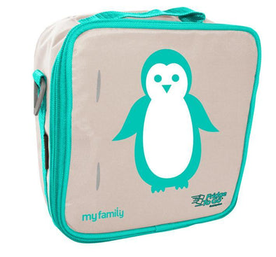 Fridge To Go Penguin Lunch Bag
