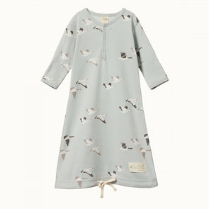 Nature Baby Cotton Sleeping Gown Geese