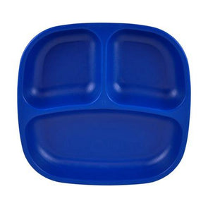 Replay Divided Plate Navy