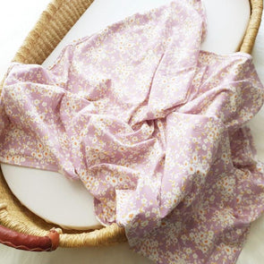Lavender Days Swaddle Wrap