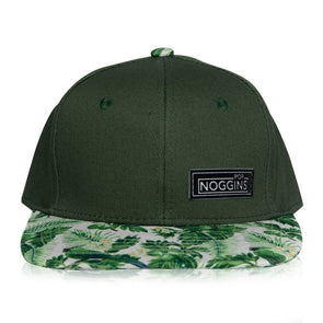 Pop Noggins Jungle Snapback