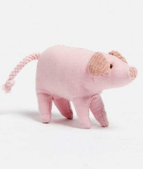 Mini Pig Baby Rattle