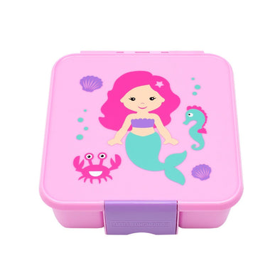 Bento Three Mermaid