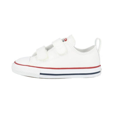 Converse Toddler Leather 2V Ox White
