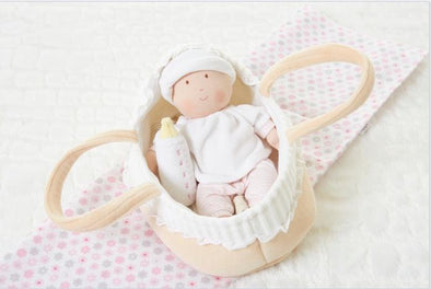 Bonnika Grace Carry Cot Set