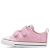 Converse Toddler 2V Low Top Pink Foam Sparkle