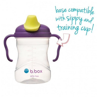 b.box Spout Cup Grape