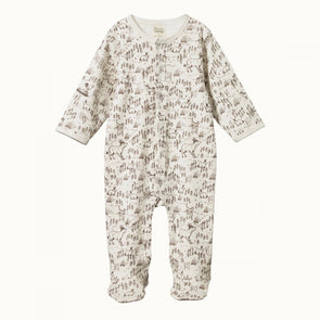 Nature Baby Cotton Stretch & Grow Barnyard