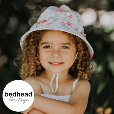 Victoria Toddler Ruffle Bucket Hat