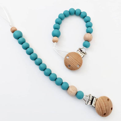 Scandi Dummy Chain Teal