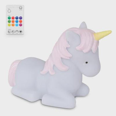 Teeny & Tiny Unicorn Remote Light