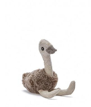 Mini Eddie Emu Baby Rattle