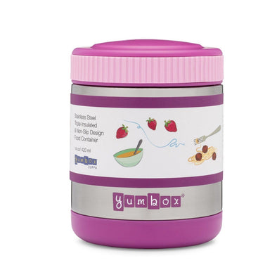 Yumbox Zuppa Food Jar Bijoux Purple