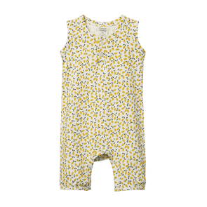 Nature Baby Summer Suit Lemmony