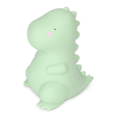 Teeny & Tiny TRex Little Light Pastel Green